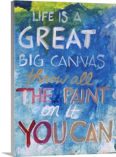 Great Big Canvas is the premiere destination for quality wall art at any scale. With over , images in a wide variety of categories and styles, from abstract to photographic art, typography and giclee prints of classic paintings, they have something for everyone.