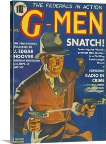 G-Men Magazine, October