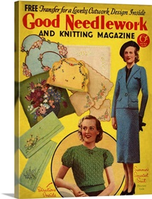 Good Needlework and Knitting Magazine, June 1938