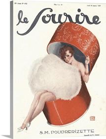 Le Sourire, January 1929