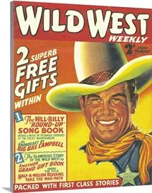 Wild West Weekly, December 1938