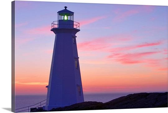 Dawn over newfoundland 85