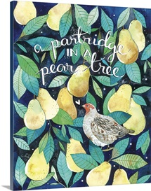 The Twelve Days of Art - A Partridge in a Pear Tree