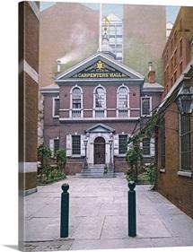 Carpenters Hall Philadelphia