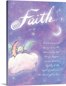 Faith Inspirational Print