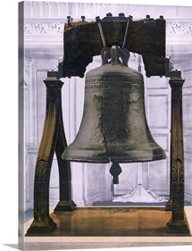 Liberty Bell Independence Hall Philadelphia