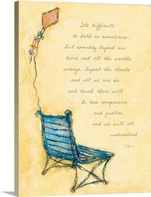 Memory Celebration Inspirational Print