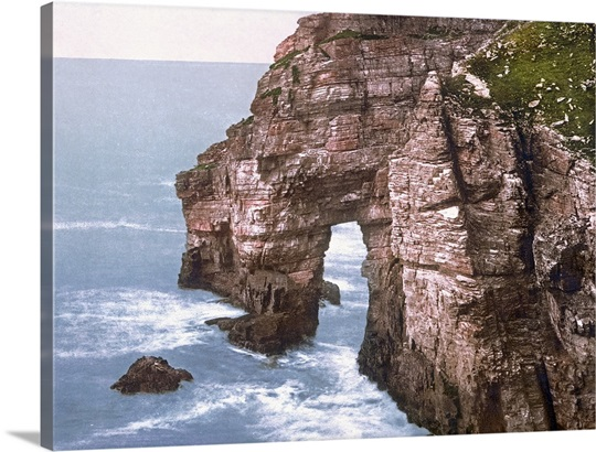 Temple Arch Horn Head Co. Donegal