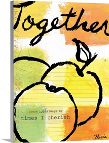 Together Inspirational Print