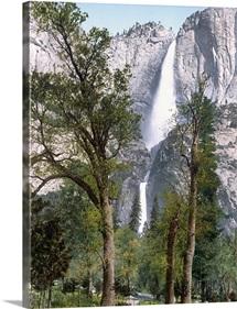 Yosemite Falls Yosemite Valley Cal