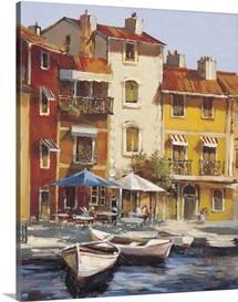 Mediterranean Waterfront II