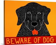 Beware of Dog Black