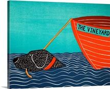 Boat MV Black