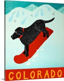 Colorado Snowboard Black