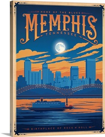 Memphis, Tennessee: Home of the Blues