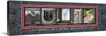 Mules - University of Central Missouri Campus Letters