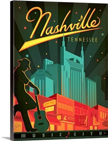 Nashville, Tennessee: Music City