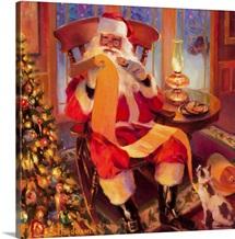 Santa Christmas List