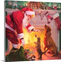 Santa Something For Everyone