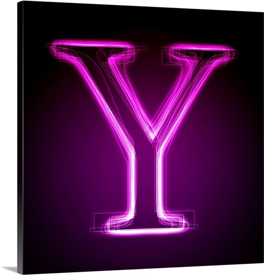 purple letter y images
