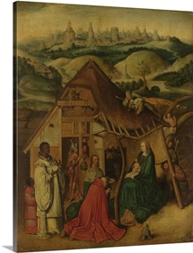 Adoration of the Magi, early 17th century