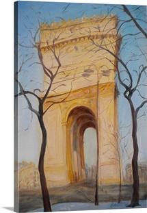 Arc de Triomphe, 2010