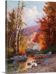 Autumn in the Berkshires, c.1919