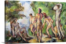 Bathers, c.1892 94 (oil on canvas)