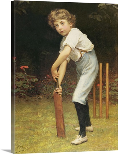 Captain of the Eleven, c.1889
