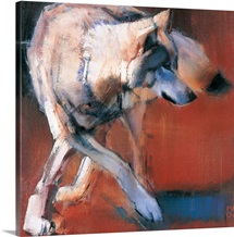 De Siberie, 2001 (oil on canvas)