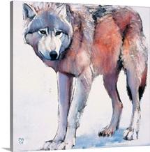 Edge, 2001 (oil on canvas)