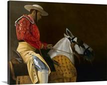 El Picador, 2005 (oil on canvas)
