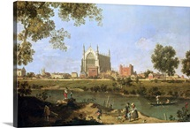 Eton College, c.1754 (oil on canvas)