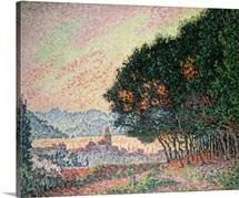 Forest near St. Tropez, 1902