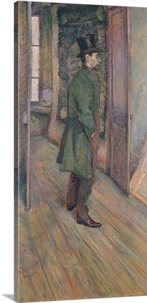 Francois Gauzy (1861 1933) (pastel on paper)