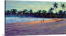 Gold Coast, 1993 (oil on canvas)