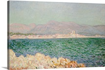 Gulf of Antibes, 1888 (oil on canvas)