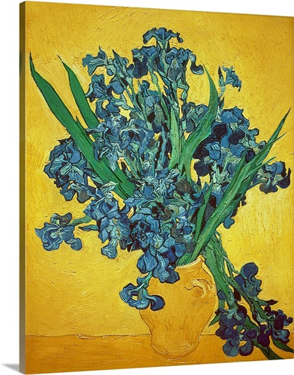 Irises, 1890