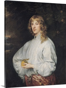 James Stuart (1612 55) Duke of Richmond and Lennox, 1632 41 (oil on canvas)