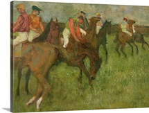 Jockeys, 1886-90