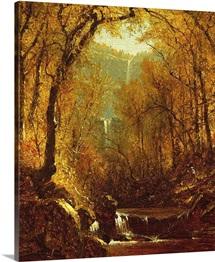 Kaaterskill Falls, 1871