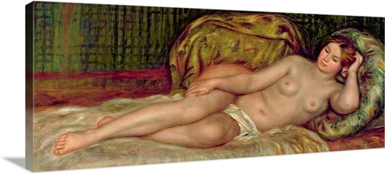 Large Nude, 1907 (oil on canvas)