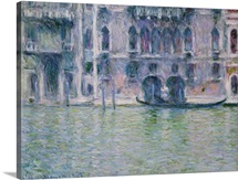 Le Palais da Mula, 1908 (oil on canvas)