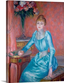 Madame de Bonnieres, 1889 (oil on canvas)