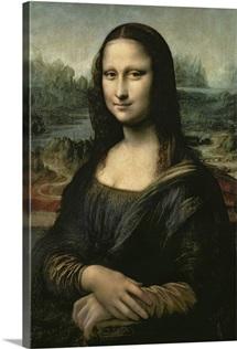 Mona Lisa, c.1503 6 (oil on panel)