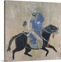 Mongol archer on horseback, from seals of the Emperor Ch'ien Lung and others