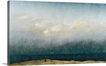 Monk by the Sea, 1808-10