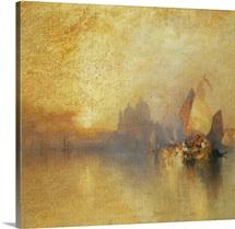 Opalescent Venice