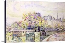 Paris, 1923 (w/c)