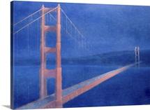 San Fransisco, 2004 (acrylic)